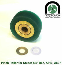 Revox C270 and Studer A807 PINCH ROLLER kit