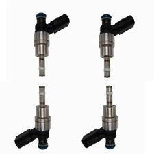 4pcs Fuel Injectors 06F906036A fit Audi A3 A4 TT VW Passat Jetta GTI EOS 2.0L L4