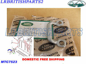 LAND ROVER CLEAT HOOK TIE DOWN SWING GATE CHECK DEFENDER OEM NEW MTC7523