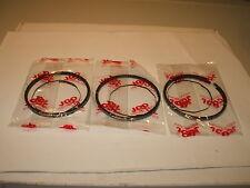 "Kawasaki H1 500,KH500 NEW 0.5mm / 0.020"" / OS, Piston Ring Kit / Rings"