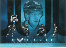 2011-12 Upper Deck The Cup Rookie Evolution Video Card SIMON DESPRES Penguins