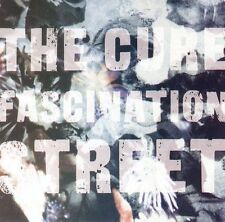 THE CURE Fascination Street w EXTENDED REMIX + 2 Unvailable trks LTD ED CD SMITH