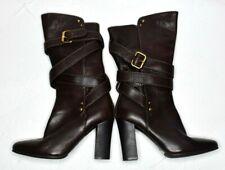 Chloe Boots Brown Sz 37.5