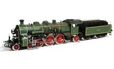 """Elegant, finely detailed model train kit by OcCre: the """"BR-18 Locomotive"""""""