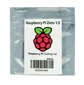 Raspberry Pi Zero v1.3 Development Board - Camera Ready