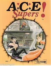 A.C.E. Supers! - ACE Agents - Spy & Espionage RPG *FS