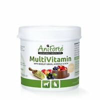 AniForte Natural Multi-vitamin And Minerals 100g Natural Product For Cats, Dogs