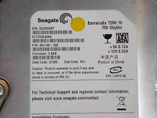 750GB Seagate ST3750640AS / 9BJ148-308 / 3.AAK / WU / 100430805