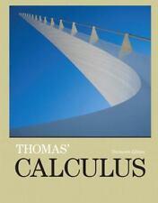 Thomas' Calculus Thirteenth Edition