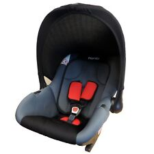 New Nania Baby Ride Infant Carrier Car Seat 0-9m Rock Red