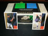 1994-1995 Fleer Excel Minor League baseball  1-300 and All-Star insert set 1-10