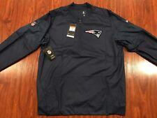 60ac5591a New ListingNike Men s New England Patriots Lockdown 1 2 Zip Jacket NFL  Large L Football