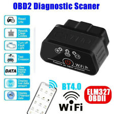 Mini Bluetooth Obd2 Scanner Obd Ii Car Diagnostic Scan Tool For Android/ios USA