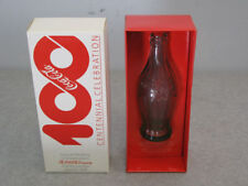 Rare 1986 Root Commemorative Coca-Cola Coke Bottle, Centennial Celebration