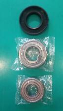 Kit cuscinetti + guarnizione para acqua cestello lavatrice Samsung mod WF90F5...