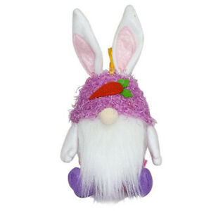 Easter Bunny Gnome Candy Cookie Storage Pot Swedish Tomte Rabbit Boat Stuffed  S