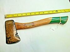 Axe, COLLINS Vintage Camp Axe with Original Handle, Made in USA