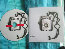 Sheare WAIT  AWPR Records Promo CDr Single