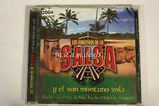 Los Maestros de la Salsa y el Son Moncuno Vol.1 Music CD