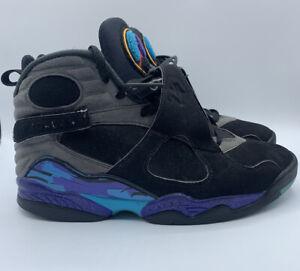 Jordan 8 Retro Aqua Size 9 No box