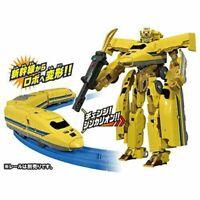 Plarail Shinkansen Deformed Robo DXS SHINKALION 923 Doctor Yellow Plastic