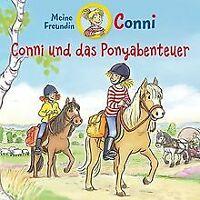 Folge 47: Conni und das Ponyabenteuer von Conni | CD | Zustand gut