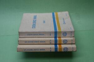 Vintage Bell System Service Manuals - 1975, 1977 - 3 Books