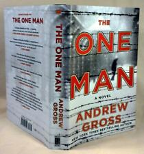 THE ONE MAN, Andrew Gross, SIGNED, 1st Edition /1st Printing, New