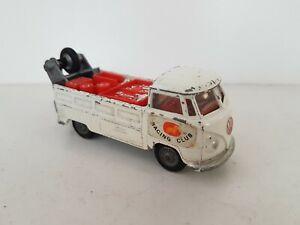 Corgi VW Breakdown Truck Pick-Up diecast model Type-2 T1 Split-screen
