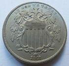 1868 nickel