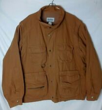 3XL Dakota Field  hunting Jacket with  removable sleeves