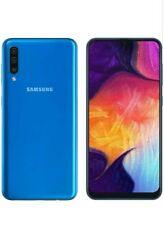 """Samsung Galaxy A50 128GB 4GB RAM SM-A505G/DS Dual Sim( CARRIE UNLOCKED) 6.4""""Blue"""