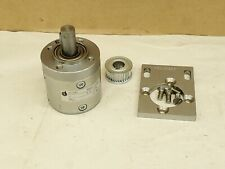 Dunkermotoren PLG52 Gear Box with 8:1 ratio Planetary Gear Operation & Mount