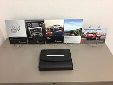 2015 Mercedes-Benz CLA 250 4MATIC AMG Genuine OEM Owner's Manual Set with COMAND