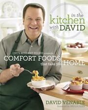 In the Kitchen with David: QVC's Resident Foodie Presents Comfort Foods That Tak