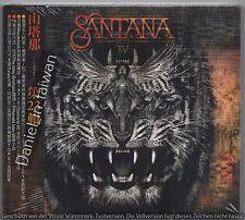 Santana: IV (2016) CD OBI TAIWAN DIGIPAK