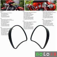 Rear View Mirrors M8 Thread For Chinese GY6 Scooter Moped VESPA 50//150//250 HMI08
