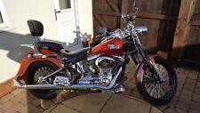 Harley Davidson Softail Heritage Custom