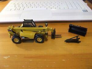 Rare Norscot 55113 CAT TH360B Telehandler & Tools, 1:50, excellent
