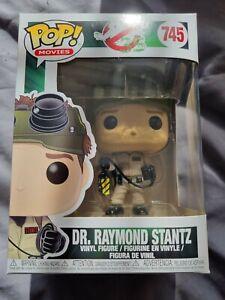 Funko Pop Ghostbusters 35th Raymond Stantz #745