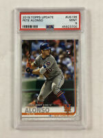 PETE ALONSO 2019 Topps Update RC Debut RC #US198! PSA MINT 9! CHECK MY ITEMS!