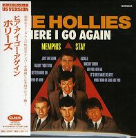 HOLLIES-HERE I GO AGAIN-JAPAN MINI LP CD BONUS TRACK C94