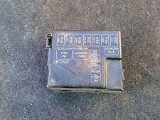 car fuses \u0026 fuse boxes for 1994 mazda 323 f ebay