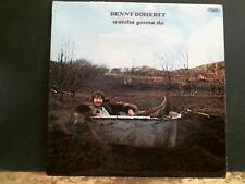 Denny Doherty Watcha vas a hacer Lp Mama's & Papa's solo rara hermosa copia!!!