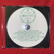 Slim Cd Jewel Case Aw/Free Lady Gaga Rain On Me Remixes CD