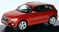 Audi Q5 8R facelift 2012-16 Red Red Metallic 1:43 Schuco