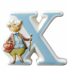 Beatrix Potter A27254 Letter X Pigling Bland