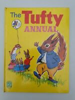 The Tufty Annual 1968 Purnell 1st edition vintage children's BBC TV book 60s
