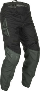 Fly Racing Black F-16 Pants Youth/Adult