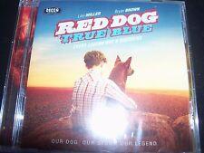 Red Dog / Reddog True Blue Australian Soundtrack OST CD - New